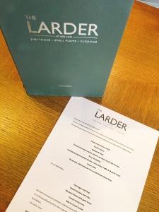 The Larder Bearsden