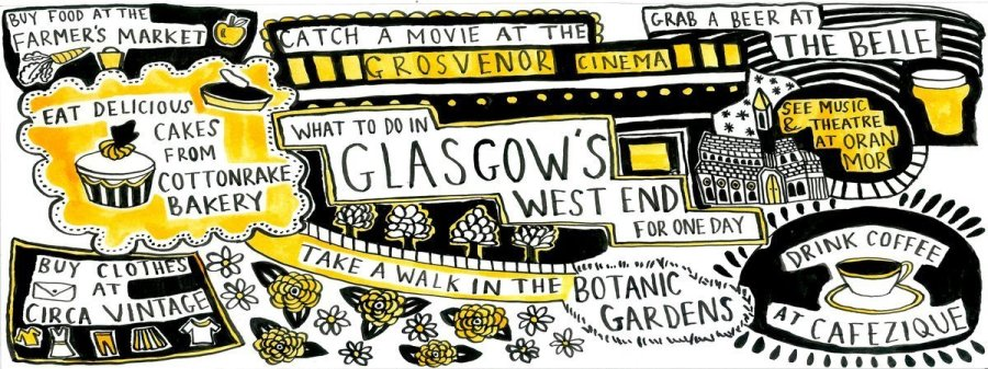 Glasgow west end - west is best