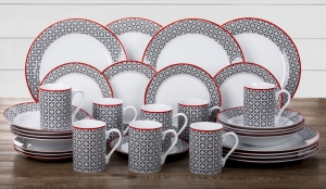 House-Additions-Graphite-32-Pieces-Dinnerware-Set