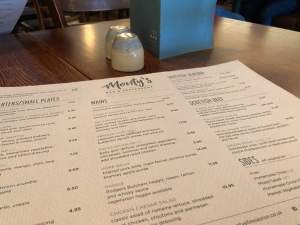 Monty's Glasgow - Laura Sutherland Scottish lifestyle blogger
