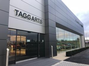 Taggarts Jaguar, Hillington
