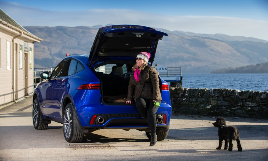 Taggarts Jaguar E-Pace review